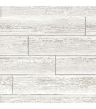 WallPops® NuWallpaper™ Cream Serene  Paneling Peel  & Stick Wallpaper