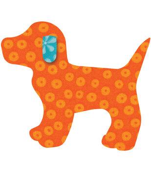 AccuQuilt GO! Baby Fabric Die-Gingham Dog