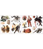 Star Wars Episode VII Cast Peel & Stick Wall Decals Assortment, , hi-res