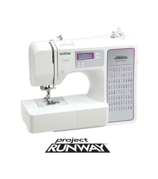 Brother CS8800PRW Project Runway Computer Sewing Machine