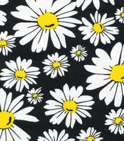 Keepsake Calico™ Cotton Fabric-Miss Daisy Main Print, , hi-res