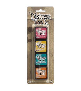 Tim Holtz® Distress Mini Ink Kits-Kit 1
