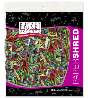 Paper Shred Bright Mix-4oz