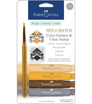 Mix & Match Gelatos & Clear Stamp Set