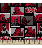 Walking Dead Comic Fleece, , hi-res