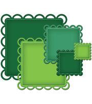 Spellbinders Nestabilities Decorative Elements Dies Lacey Squares, , hi-res