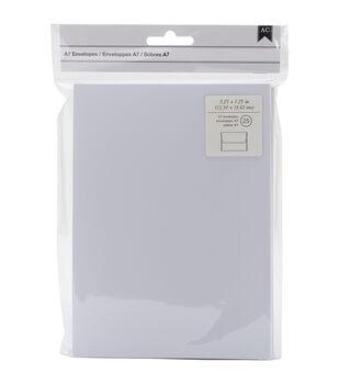 American Crafts A7 Envelopes 5.25''x7.25''