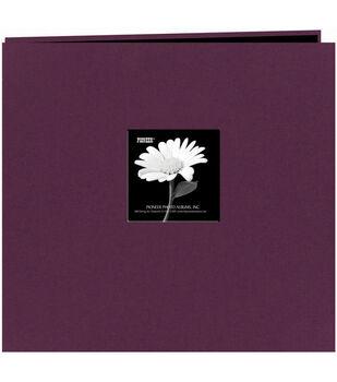 "Fabric Frame Scrapbook 12""X12"