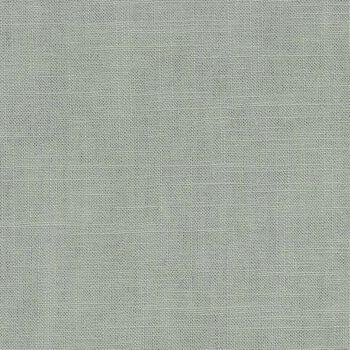 Signature Series Solid Linen Fabric-Greystone