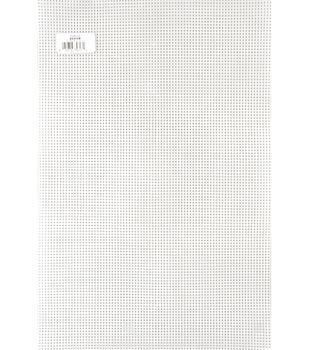 Darice® Supersoft 12''x18'' Plastic Canvas-Clear