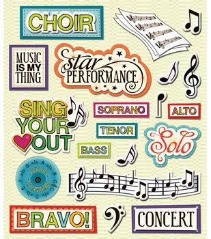 Sticker Medley-Choir