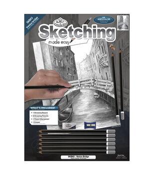 Venice Brg-sketch Made Easy Kit