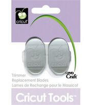 Cricut Trimmer Replacement Blades Straight or Scoring, , hi-res