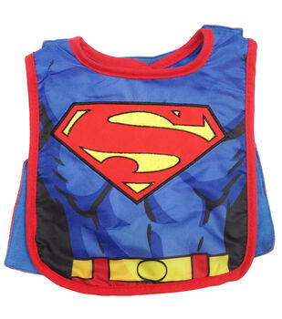 Superman Bib And Bootie Set