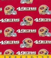 San Francisco 49ers NFL Red Cotton, , hi-res