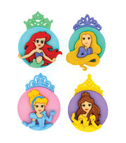 Dress It Up Licensed Embellishments- Disney Princess Assortment, , hi-res