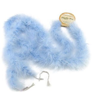 Midwest Designs 72'' Marabou Feather Boas-1PK