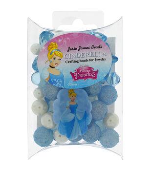 Jesse James® Disney Craft Beads For Jewelry-Cinderella