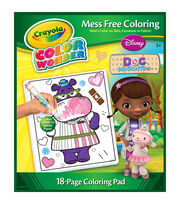 Crayola® Color Wonder Coloring Pad- Doc McStuffins, , hi-res