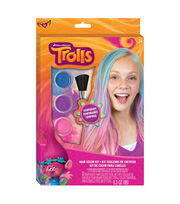 Dreamworks Trolls Temporary Hair Color Kit, , hi-res