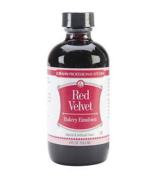 Bakery Emulsions Natural & Artificial Flavor 4oz-Red Velvet Cake