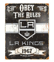 Los Angeles Kings NHL Vintage Signs, , hi-res