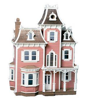 Greenleaf Dollhouse Deluxe Kit-Beacon Hill