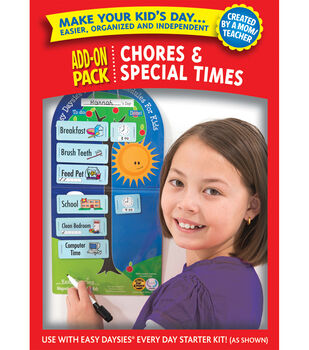 Easy Daysies Chores & Special Times Pack