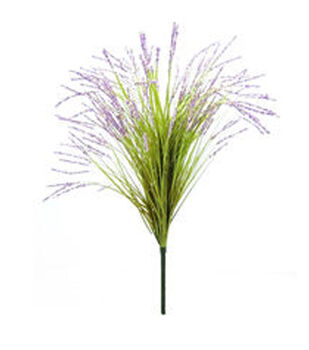 Blooming Spring Mini Berry Spray-Purple