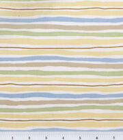 Nursery Fabric Oh Baby Stripe, , hi-res