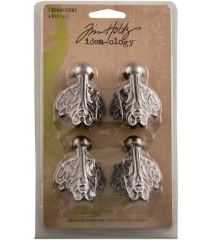 Tim Holtz Idea-Ology Foundations Box Feet