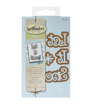 Spellbinders® Shapeabilities Die D-Lites-Let It Snow, , hi-res