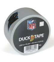 Duck NFL Logo Tape Carolina Panthers, , hi-res