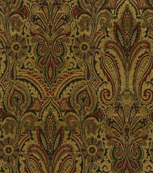 Swavelle Millcreek Upholstery Fabric Cordella Firethorne