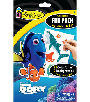 Disney Finding Dory Colorforms® Fun Pack