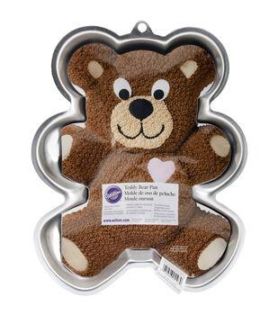 "Wilton® Novelty Cake Pan-Teddy Bear 13.5""X10.5""X2"""