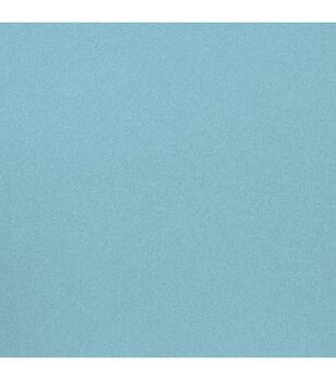 "POW Glitter Cardstock 12""X12""-Solid/Powder 15pk"