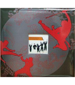 12 x12 Sport & Hobby Albums-Martial Arts