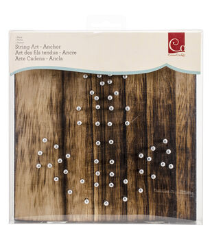 Cosmo Cricket String Anchor Art Board