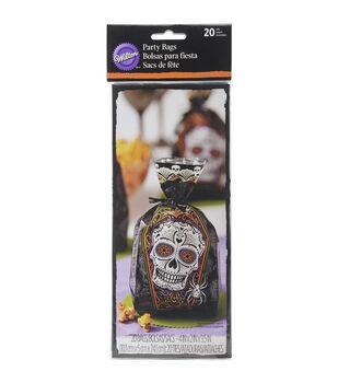 Wilton® Standard Party Bags 20/Pkg-Deadly Soiree