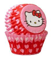 Wilton® Mini Baking Cups-Hello Kitty 100/Pkg, , hi-res