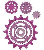 Spellbinders Mega Dies Sprightly Sprockets, , hi-res