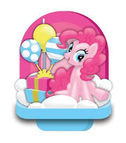 "Wilton® Candle 3.25"" 1/Pkg-My Little Pony, , hi-res"