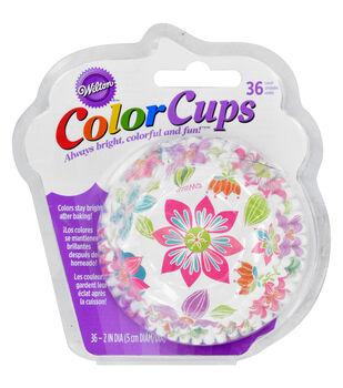Wilton® Colorcup Standard Baking Cups-Artistic Delights 36/Pkg