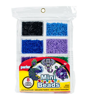 Perler Mini Beads Tray Cool