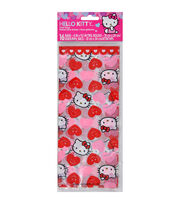 "Wilton® Treat Bags 4""X9.5"" 16/Pkg-Hello Kitty, , hi-res"