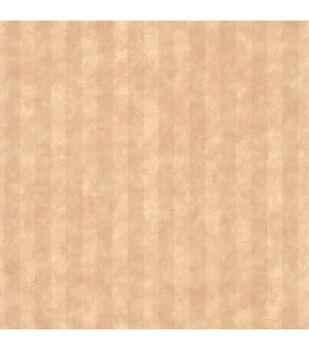 Stria Taupe Stripe Wallpaper