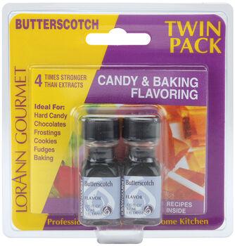 Butterscotch Flavor Twin Pk