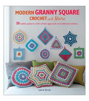 Laura Strutt Modern Granny Square Crochet Book