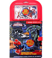 Marvel Spiderman Magnetic Tri-Fold, , hi-res